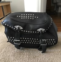 Harley bags excellent condition!