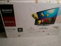 """Sony Bravia 55"""" LED TV. Like new. With box. All accessories included. Portsmouth, 23703"""
