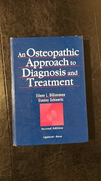 Osteopathic Book Rockville, 20852