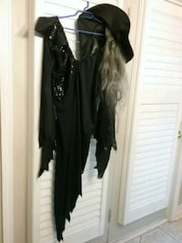 Witch costume ladies medium Ottawa, K1T 2G6