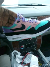 Size 8.5 Have a Nike day Air Max one New Orleans, 70115