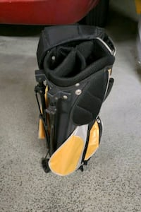 KIDS GOLF BAG WITH STAND