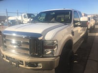 2008 Ford F-250 Super Duty Lariat 4x4 SuperCab 158 in