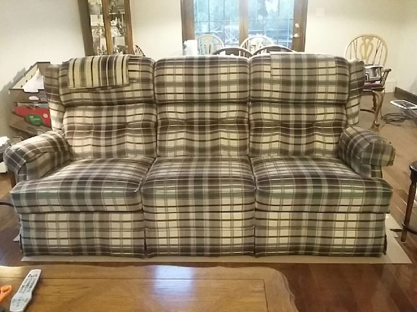 Lazy Boy Recliner Sofa