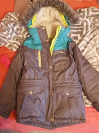 Girls size 7/8 ZeroXposur jacket Ingleside