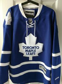 Toronto Maple Leaf Jersey