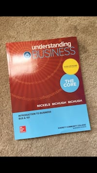BUSINESS 101 TEXTBOOK (BRAND NEW) Bothell, 98012
