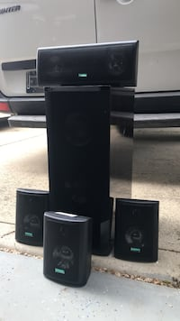 5 DiVinc speakers  Huntersville, 28078