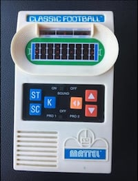 Radio Shack Classic Football