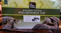 Aquatic Turtle equipment set. Eagle Creek, 97022