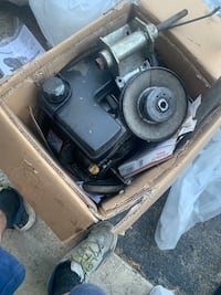 Go kart engine and parts