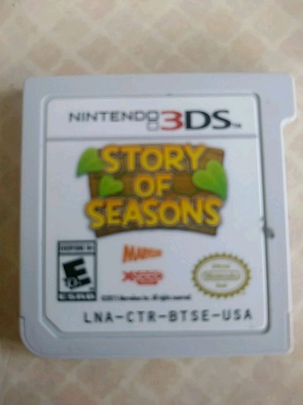3ds game
