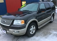 *THIRD ROW* *CLEAN CARFAX* 2006 Ford Expedition 4dr Eddie Bauer 4WD -- Ask About Our Guaranteed Cred Des Moines