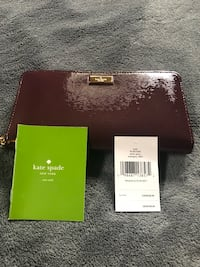 100% authentic Kate Spade New York clutch wallet Silver Spring, 20902