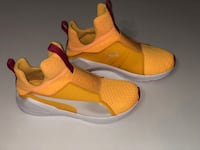 Puma Fierce Culture Surf Snickers Women's Training Shoes Yellow Size 6 Miami, 33143