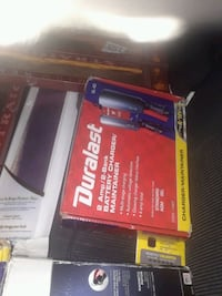 2 amp 2 bank  BATTERY CHARGER And maintainer  12v Hayward