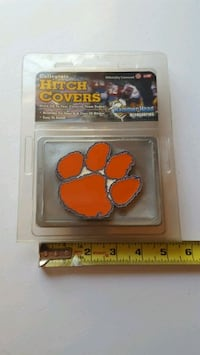 Clemson Tigers hitch cover Winder, 30680
