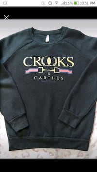 Crooks shirt Ottawa, K1Y 0X4