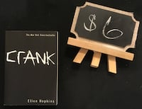 brown and black chalk board easel miniature 25 km