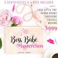 ✨BEAUTY MASTERCLASSES✨ Brampton