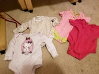 baby's assorted-color clothes lot Mississauga, L5M 0H2
