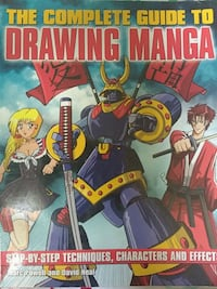 The complete guide to drawing manga Edmonton, T6B 2L3