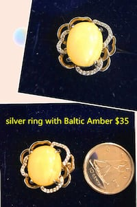 Amber jewellery for sale price start from $8 Barrie