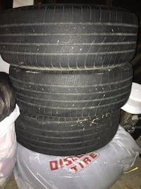 4 tires for $100