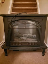1500 watt fire place