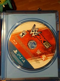 Wwe 2k15 PS4 game disc Spring Valley, 91978