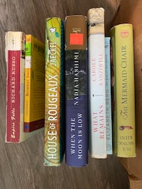 Variety of used books Brentwood, 20722