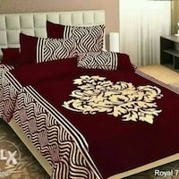 Double Bedsheet With 2 pillow covers price chinnel Mumbai