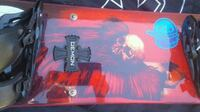 Demon snow board with  boots , binders,  gloves  Halsey