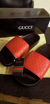 two black and red leather belts Fresno, 93704