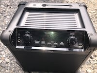 Tailgater Speaker, (Bluetooth also) Nashville