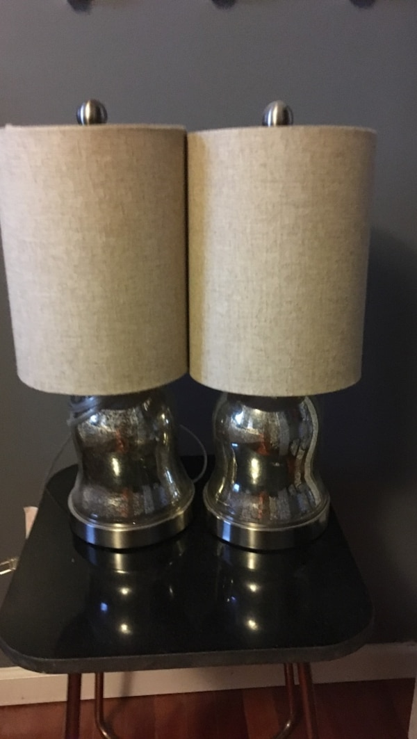 Brand new 2 lamp from tjmaxx both for $40 0501adc3-91e7-405b-897d-ceaad5646787