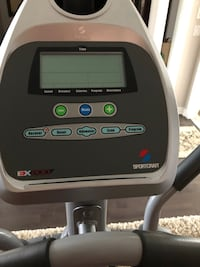 Elliptical machine  Mississauga, L5M 7K4