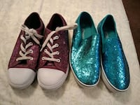 Both size 6 10.00 for both sold as a set like new  West Valley City