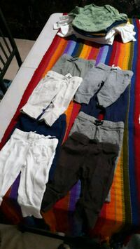 assorted-color clothes lot Silver Spring, 20902