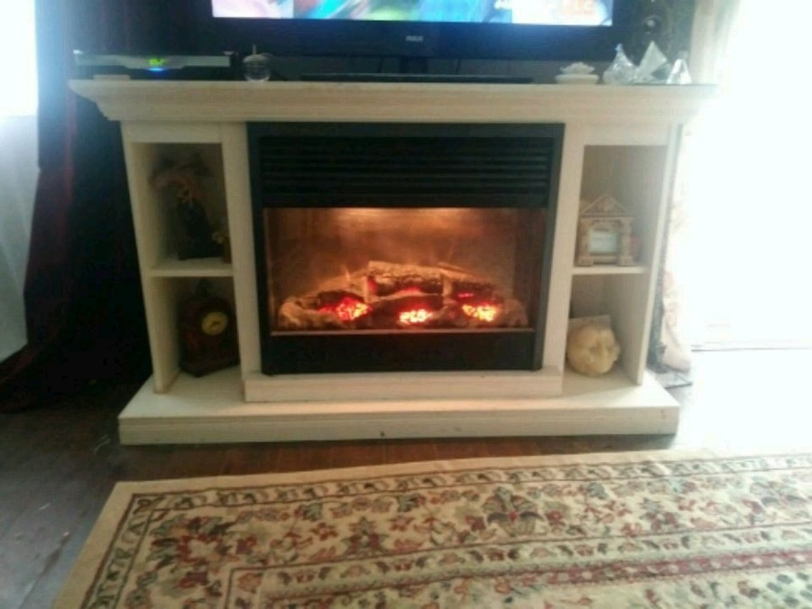 used and new electric fire place in tampa letgo rh us letgo com