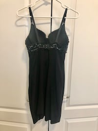Forever 21 - Little Black Dress w/ Beaded Bra Vaughan
