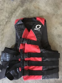 black and red Overtons life vest Berryville, 22611