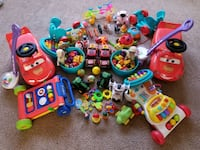 Assorted toddler toys Piscataway Township, 08854
