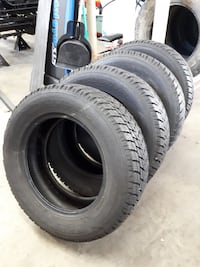 TOYO Open Country G-02 PLUS  WINTER Tires  265/60R18   Mission