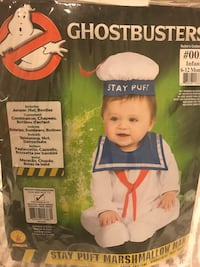 Stay Puft Costume (6-12 months) Portland, 97202