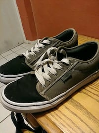 pair of black Adio low-top sneakers Albuquerque, 87104
