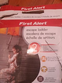 first alert escape ladder for safety family Richmond Hill, L4E 3V1