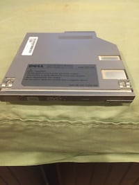 Dell DVD/RW drive in very good condition-for Dell laptops Media, 19063