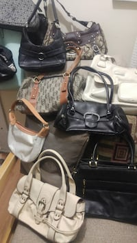 Purses for sale (approx. 50 to choose from) Brampton