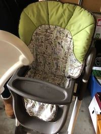 Excellent condition High Chair  Guelph, N1E 7H6